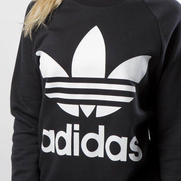 Bluza Adidas Originals Oversized Sweat black