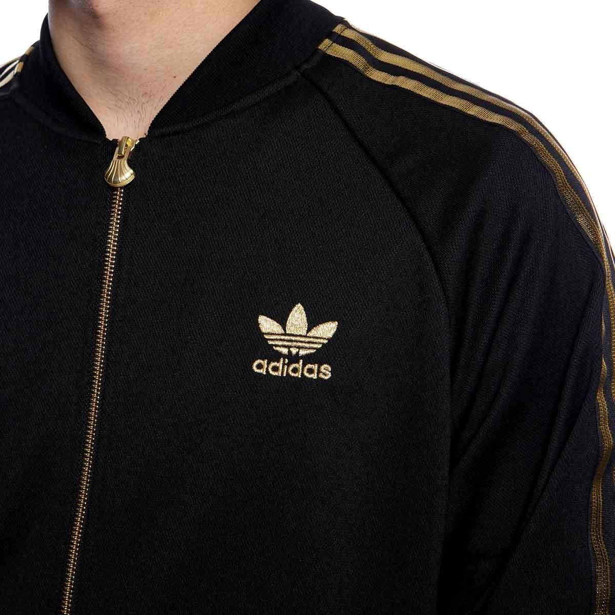 Bluza Adidas Originals SST 24 TT blackgold metallic