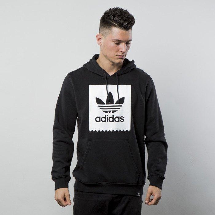 Bluza Adidas Originals Solid BB Hood black white