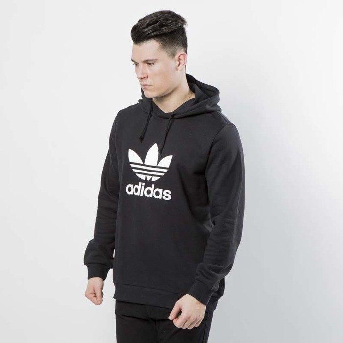 Bluza Adidas Originals Sweatshirt Trefoil Hoody black CW1240