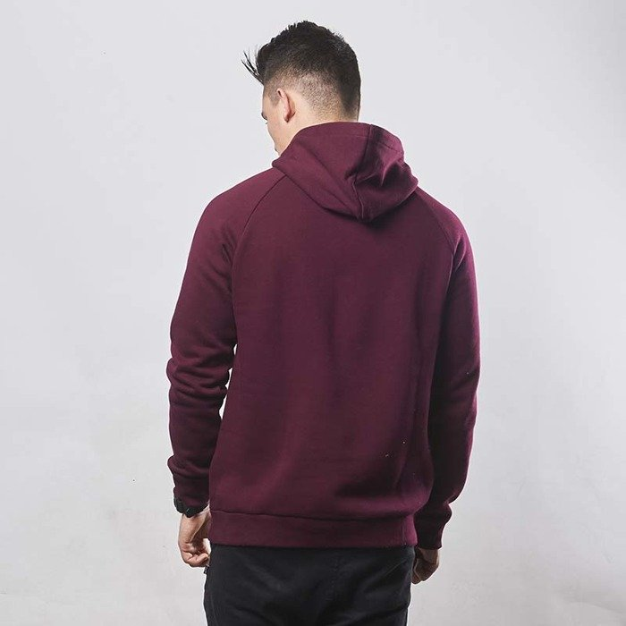 BLUZA ADIDAS ORIGINALS TREFOIL BORDO r. XL BR4177