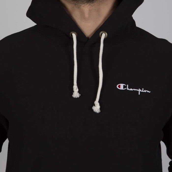 przemyślenia na temat w sprzedaży hurtowej gorąca sprzedaż online Bluza Champion Hooded Sweatshirt black