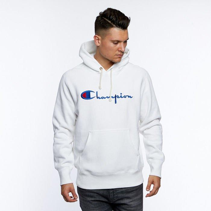 najnowsza kolekcja kupuj bestsellery wylot online Bluza Champion Sweatshirt Reverse Weave Hoodie white