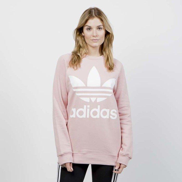 d7a2df279 Bluza Damska Adidas Originals Oversized Sweat pink spirit | Bludshop.com