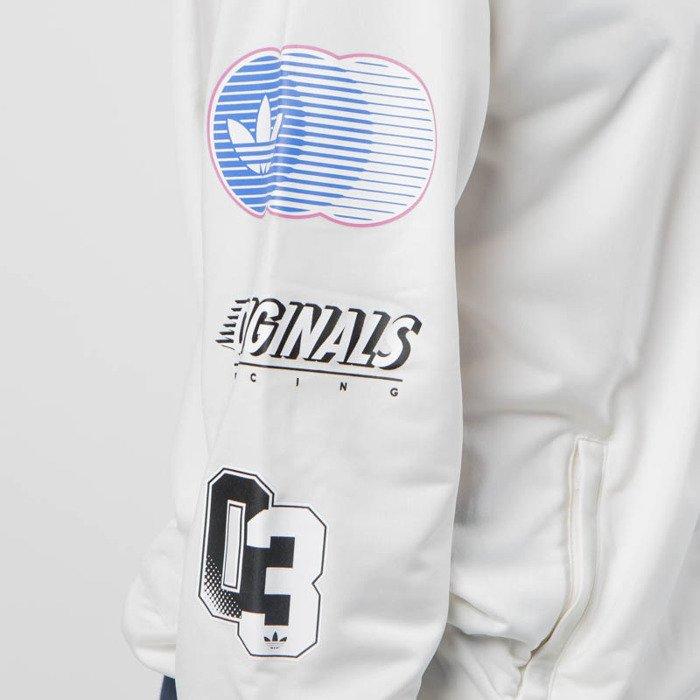 944af3da111d Bluza Damska Adidas Originals Track Top chalk white DH4196 ...