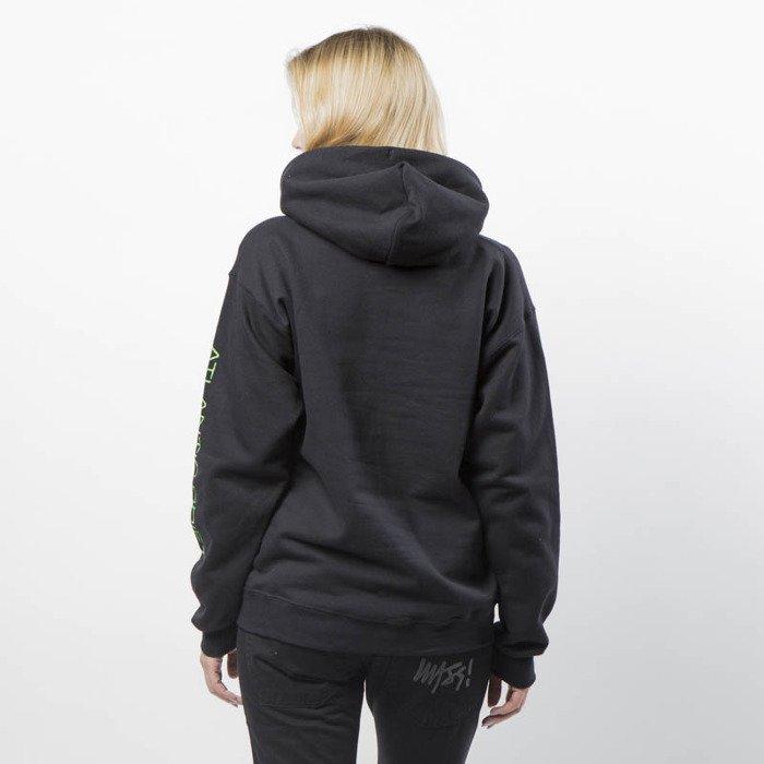 Bluza Damska Thrasher Atlantic Drift Hood black