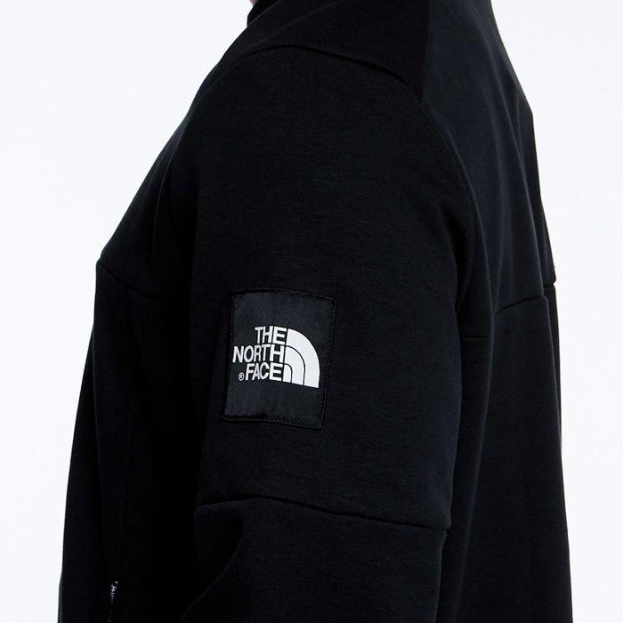 Bluza The North Face M Fine 2 Crew Sweat black