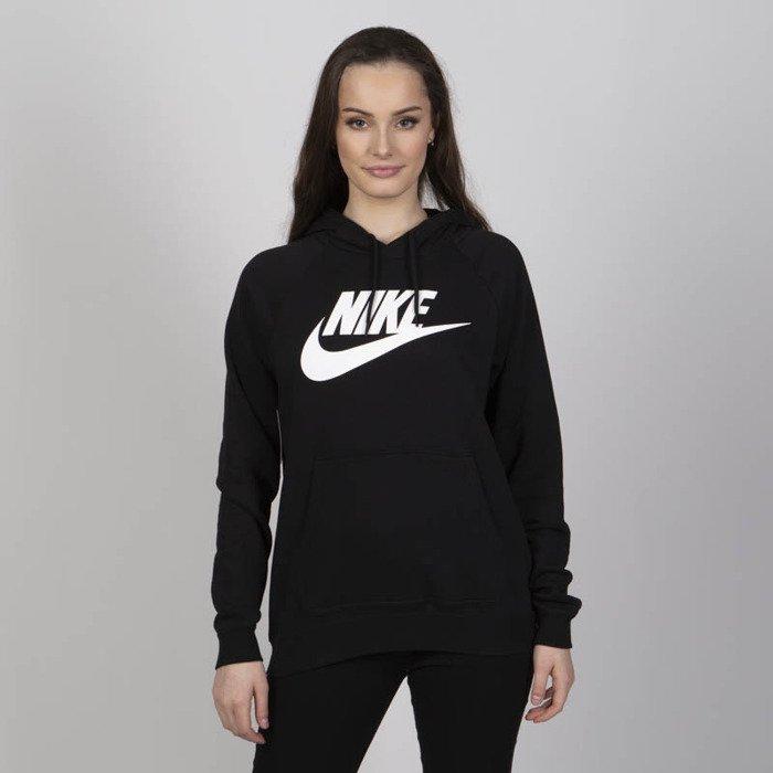 Bluza damska Hoodie Nike Sportswear Rally Hoodie HBR black