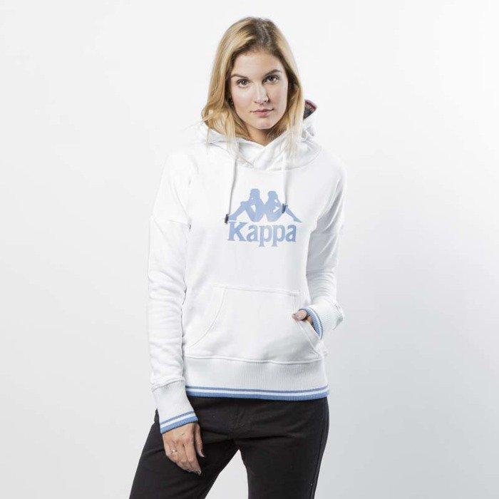 dla całej rodziny wielka wyprzedaż oficjalne zdjęcia Bluza damska Kappa Chloe Hoody white 303903-001