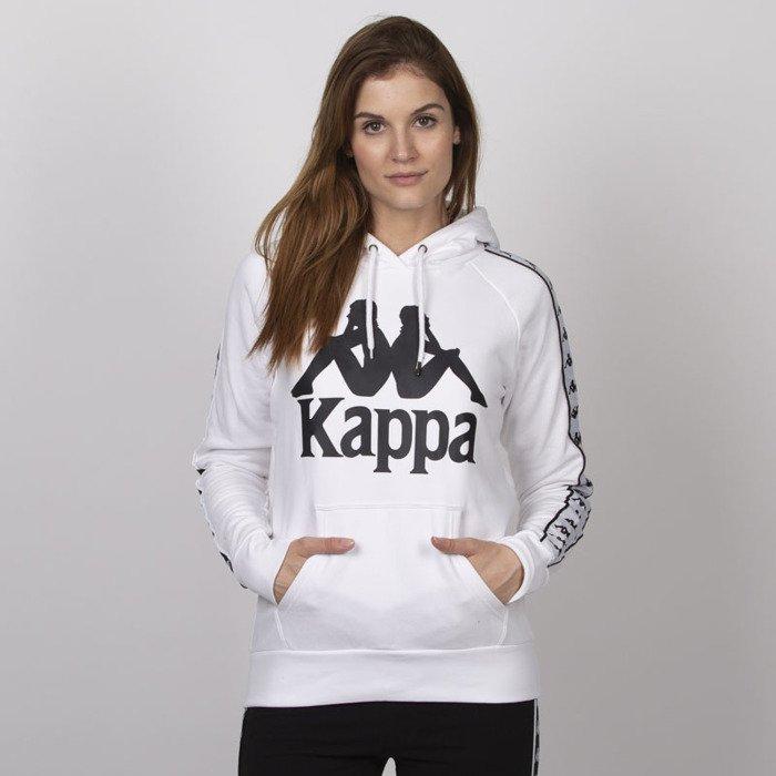 dla całej rodziny informacje o wersji na hurtownia online Bluza damska Kappa Enna Hoody white