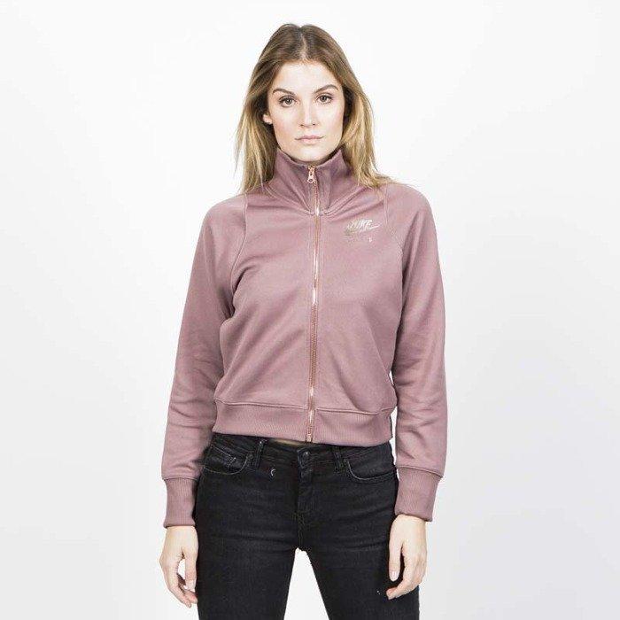 niska cena sprzedaży oficjalne zdjęcia cienie Bluza damska Nike Womens Femme smokey mauve