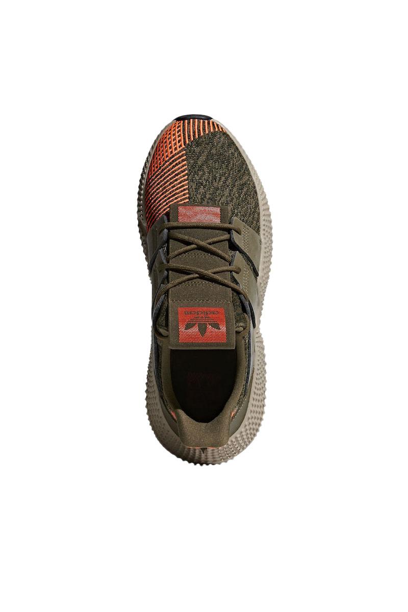Buty Adidas Originals Prophere core black core black solar red CQ3022
