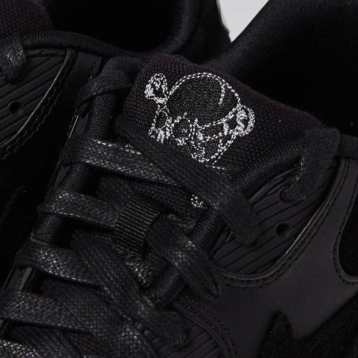af05a4dc5d60e2 ... Buty Nike Air Max 90 Premium black   black-off white 700155-009 ...