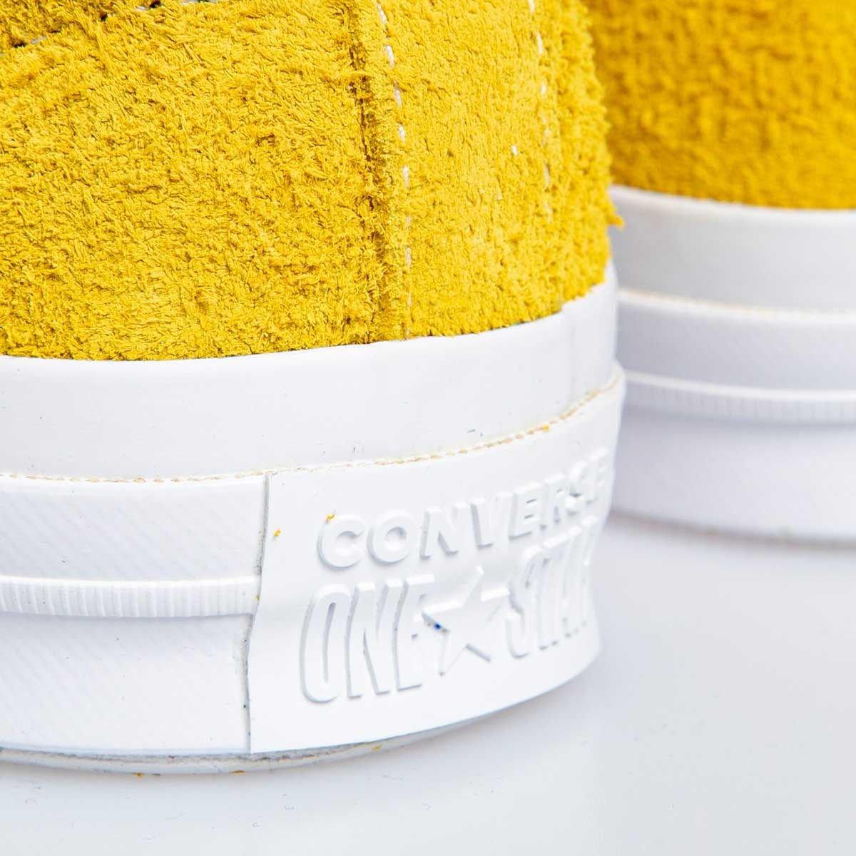 Buty Sneakers Converse One Star OX żółte (166848C)