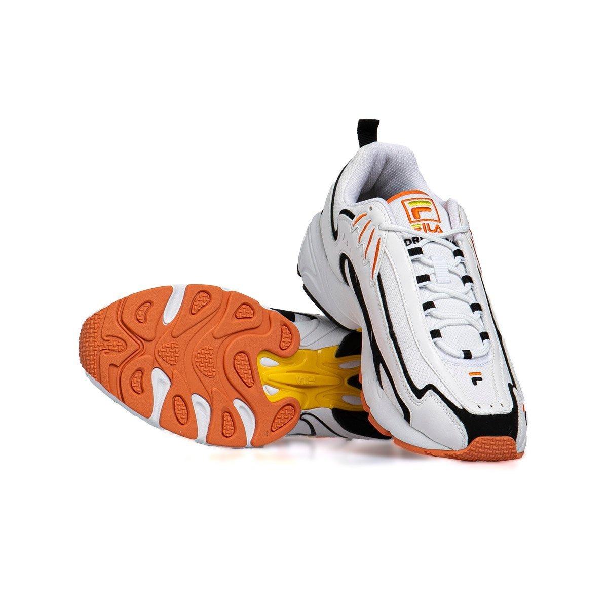 Buty Sneakers Fila Adrenaline Low białe (1010827.90T)