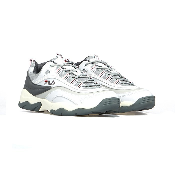 Buty Sneakers Fila Ray CB Low whitegray violet (1010723.01Z