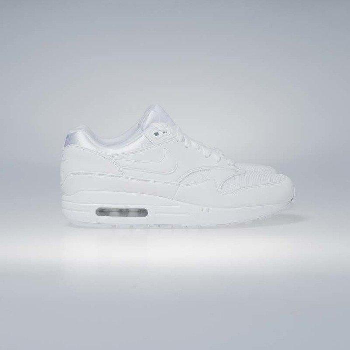 75eee5d88630 Buty damskie Nike Air Max 1 white   white - pure platinum 319986-108 ...