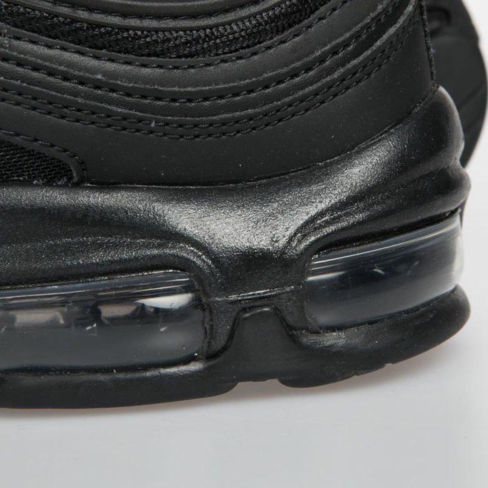 Buty damskie sneakers Nike Air Max 97 blackblack dark grey (921733 001)