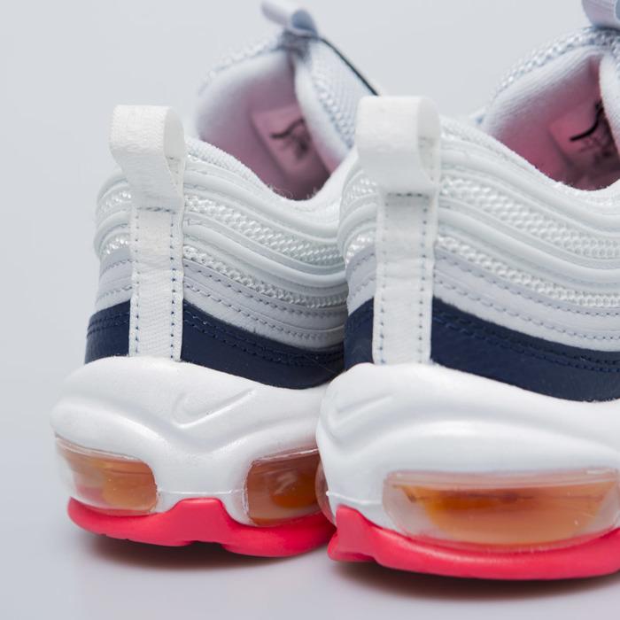 Buty damskie sneakers Nike Air Max 97 pure platinum laser