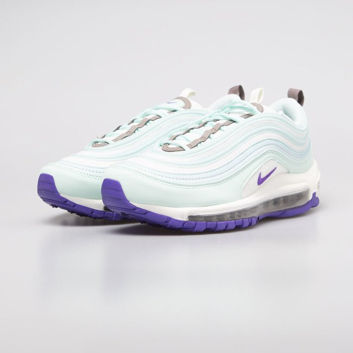 Buty damskie sneakers Nike Air Max 97 teal tint summit white (921733 303)