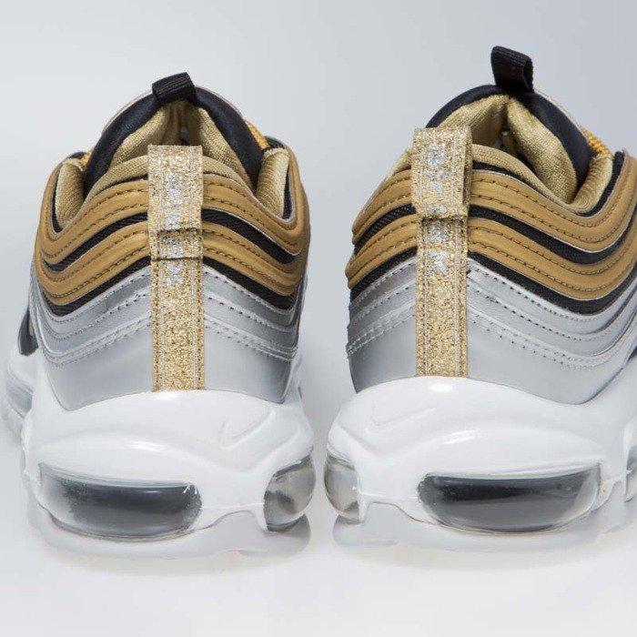 Buty damskie sneakers Nike WMNS Air Max 97 SE metallic gold (AQ4137 700)