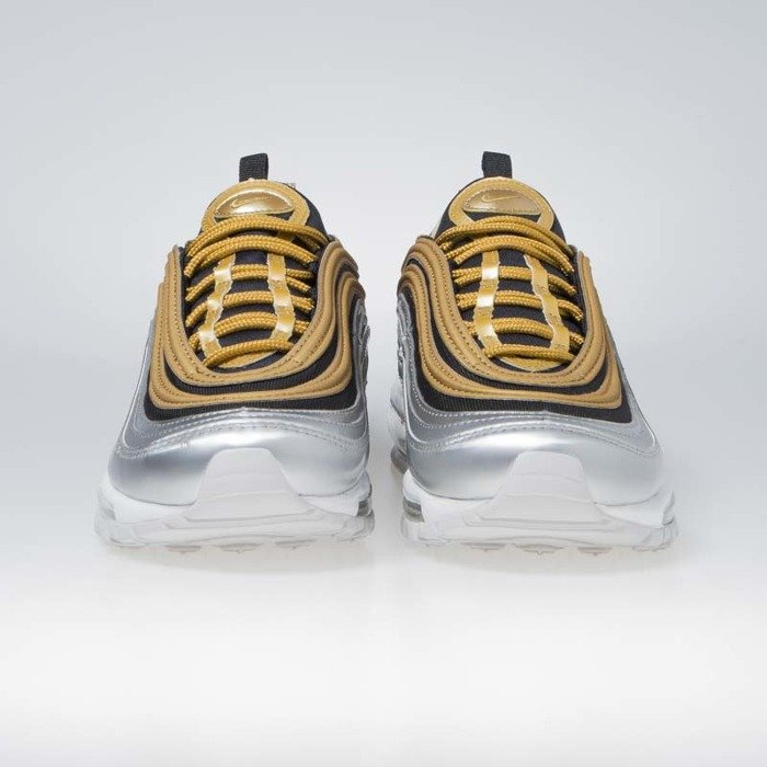Buty Damskie Nike WMNS Air Max 97 SE Metallic GoldMetallic