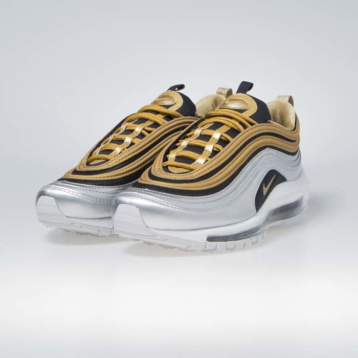 Buty damskie sneakers Nike WMNS Air Max 97 SE metallic gold (AQ4137 700)