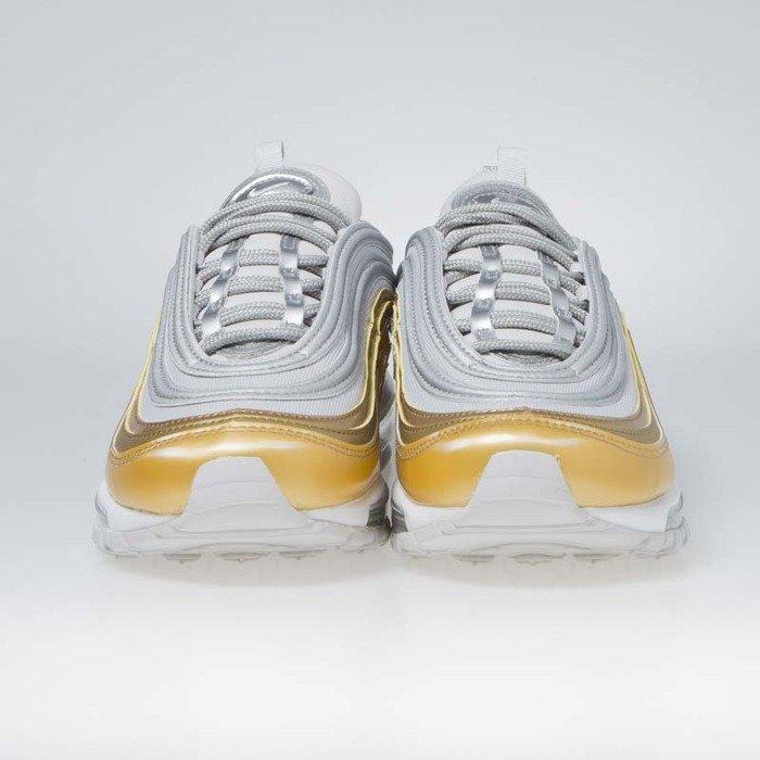 Buty damskie sneakers Nike WMNS Air Max 97 SE vast greymetallic silver (AQ4137 001)