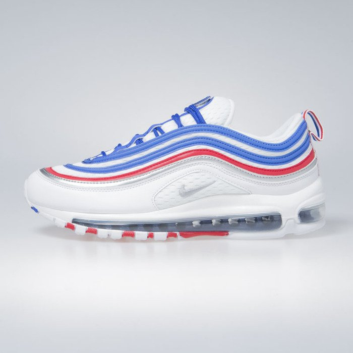 Buty sneakers Nike Air Max 97 game royal metallic silver (921826 404)