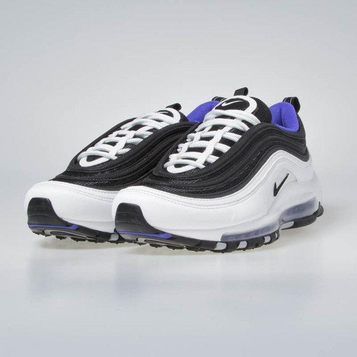 Buty sneakers Nike Air Max 97 whiteblack persian violet (921826 103)