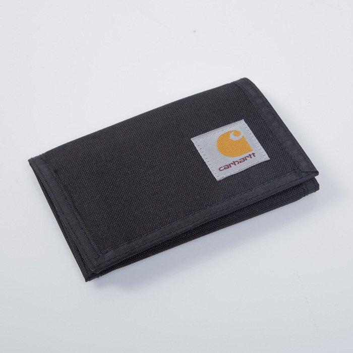 138ceb9d48a9c Carhartt WIP portfel Wallet black  Carhartt WIP portfel Wallet black ...