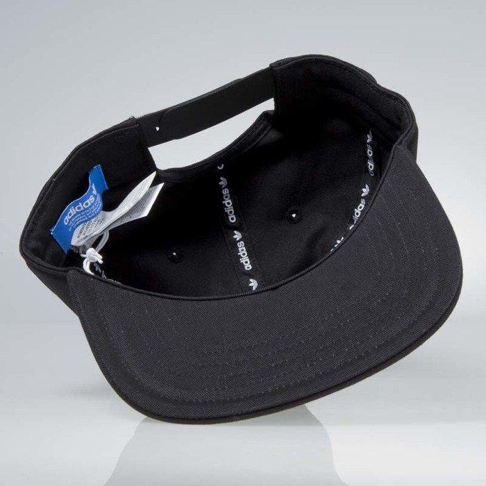 Czapka Adidas snapback AC Cap Tre Flat black BK7324 ... 49c873805f9