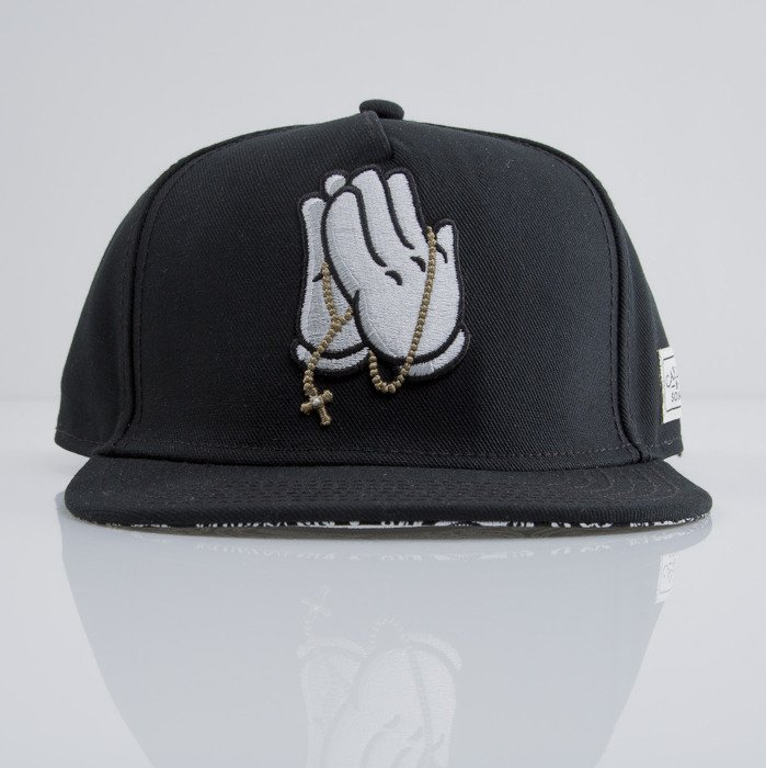 ... Czapka Cayler   Sons snapback WL Pray For Classic Cap black   paisley    white ... 1a21192f9a7
