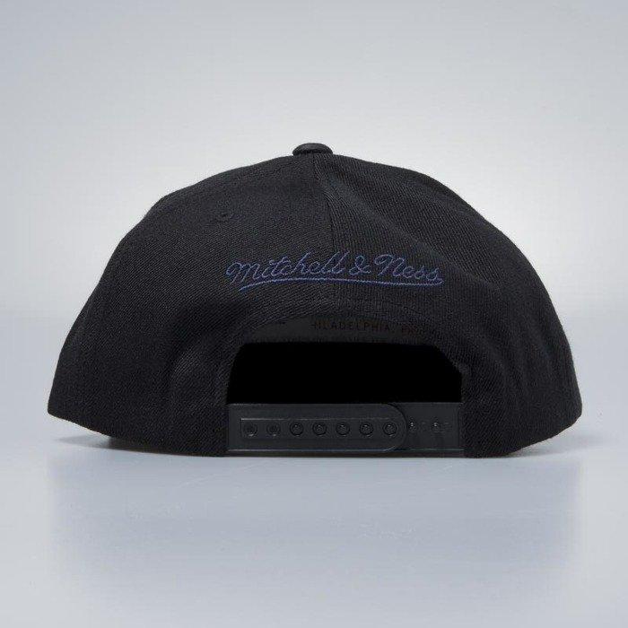 new style 36694 c90cb ... Utah Jazz Snapback Black  Czapka Mitchell   Ness Snapback Utah Jazz  Black Easy Three