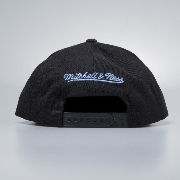 Czapka Mitchell & Ness Snapbak Denver Nuggets Black Easy