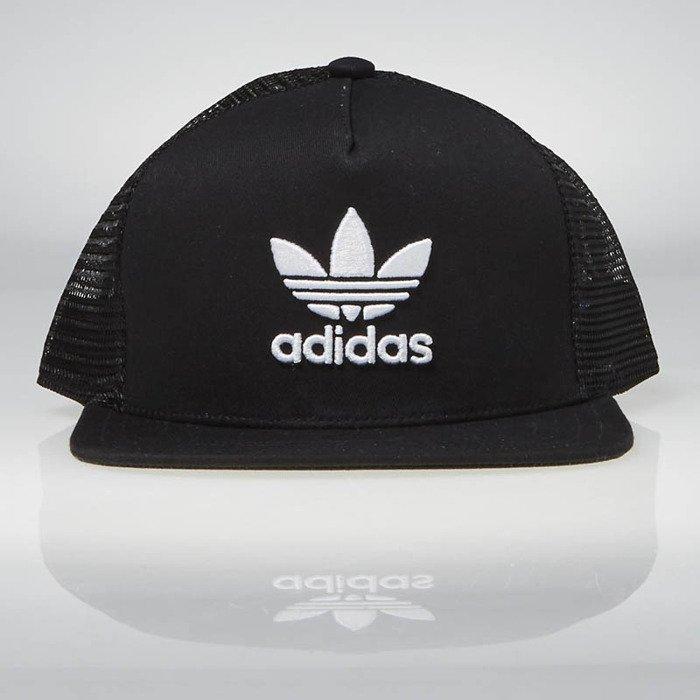 ... Czapka snapback Adidas Originals Trefoil Trucker Cap black BK7308 ... 12e6ae97c5