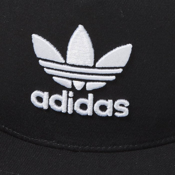 16f48d7b2b3 Czapka snapback Adidas Originals Trefoil Trucker Cap black BK7308 ...