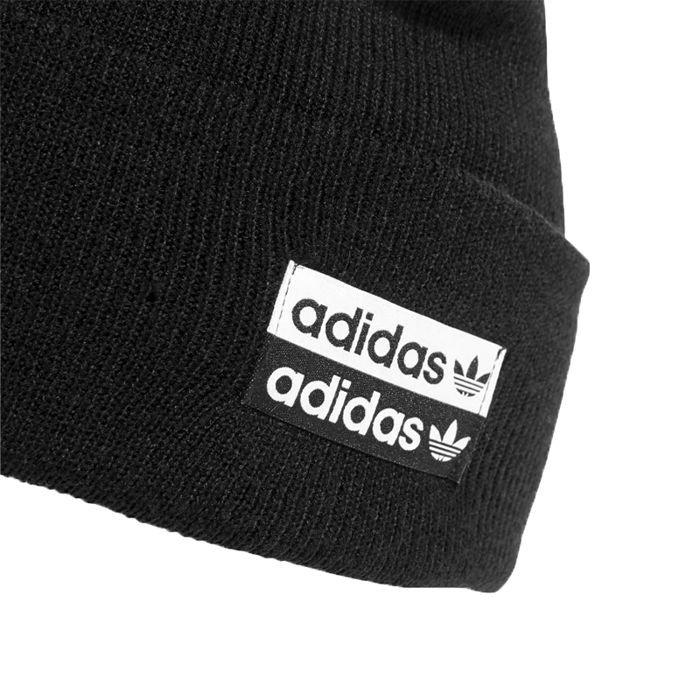 renomowana strona najniższa zniżka najlepsze oferty na Czapka zimowa Adidas Originals Cuff Knit black/white
