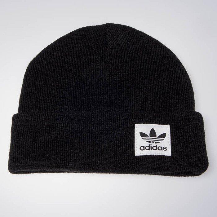 ... Czapka zimowa Adidas Originals High Beanie black BR2747 ... 8963b5db1b87