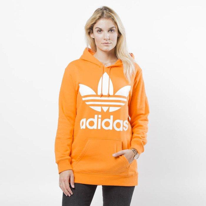 Damska bluza sweatshirt Adidas Originals BF Trefoil Hoodie bahora (DH3135)
