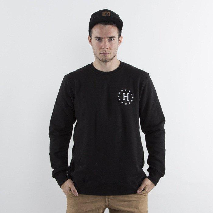 produkty wysokiej jakości niezawodna jakość informacje dla HUF bluza Strike Out black