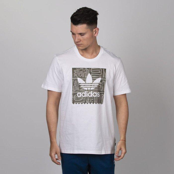 9fda821f4 ... Koszulka Adidas Originals Dakari BB Tee white / raw khaki / night cargo  ...