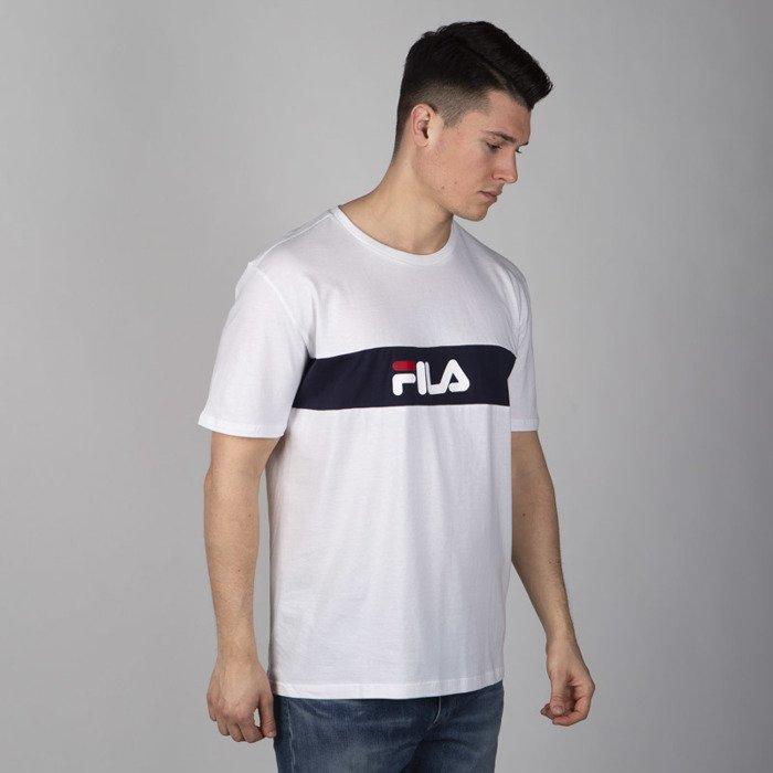 koszulka fila nolan tee dropped shoulder