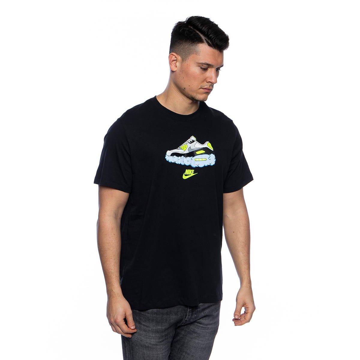 Koszulka Nike Air Max 90 T shirt black