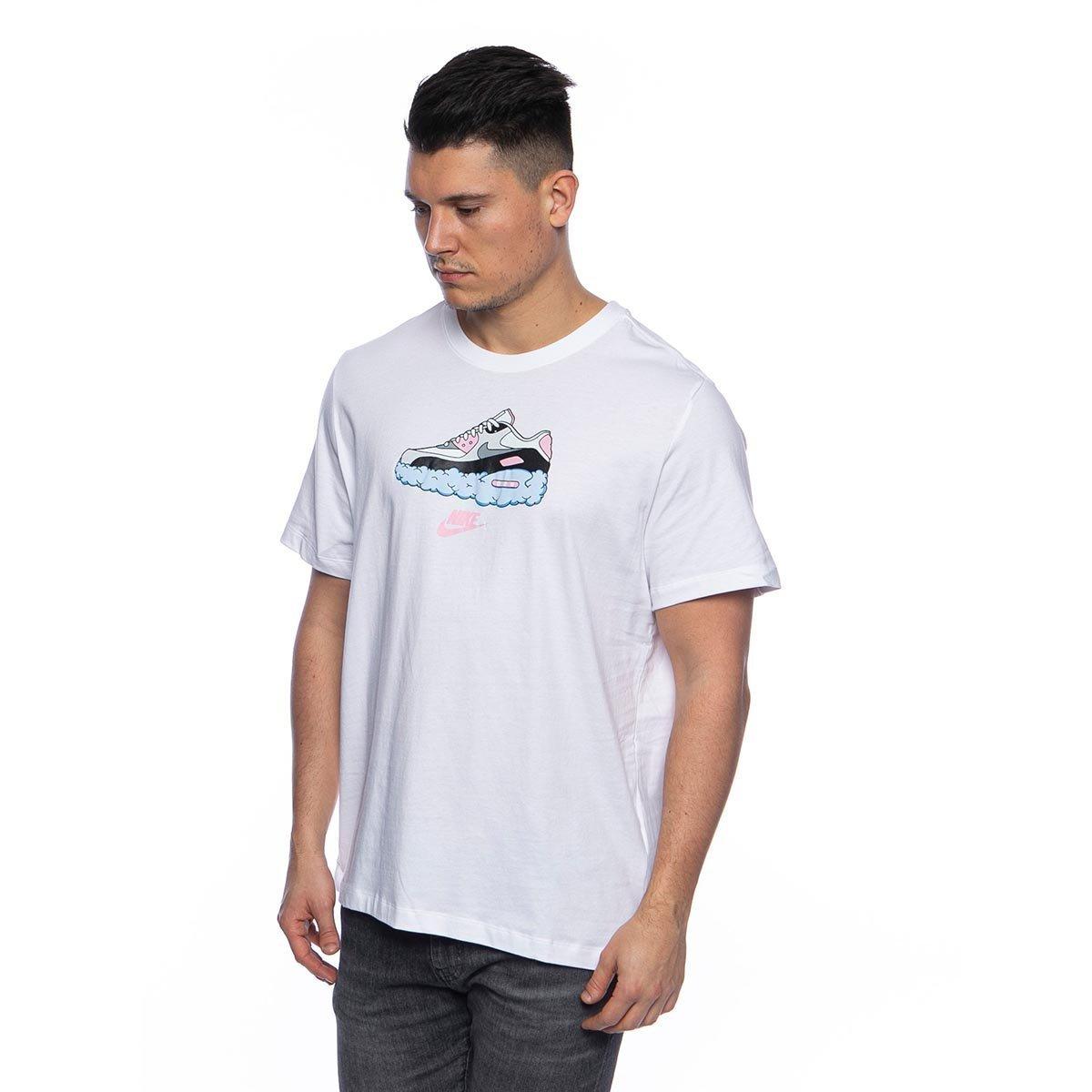 Koszulka Nike Air Max 90 T shirt white ▷ Kup online na
