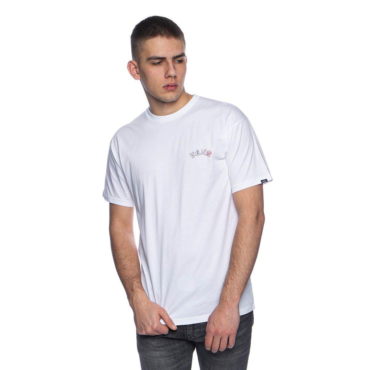 Koszulka Vans Tres Culebras T shirt white