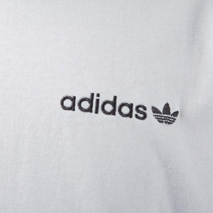 Koszulka t shirt Adidas Originals Color Block white (AO0541)