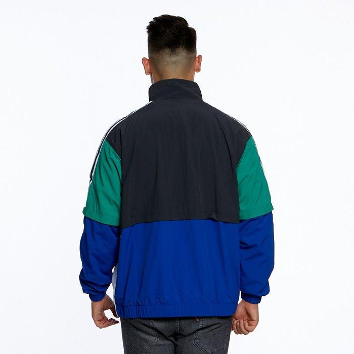 Kurtka Adidas Originals Standard 20 Jacket carboncollegiate royalbold greenwhite