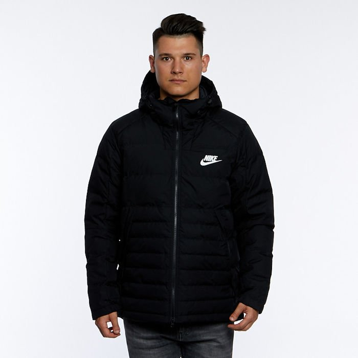 Kurtka Nike M NSW Down Fill black