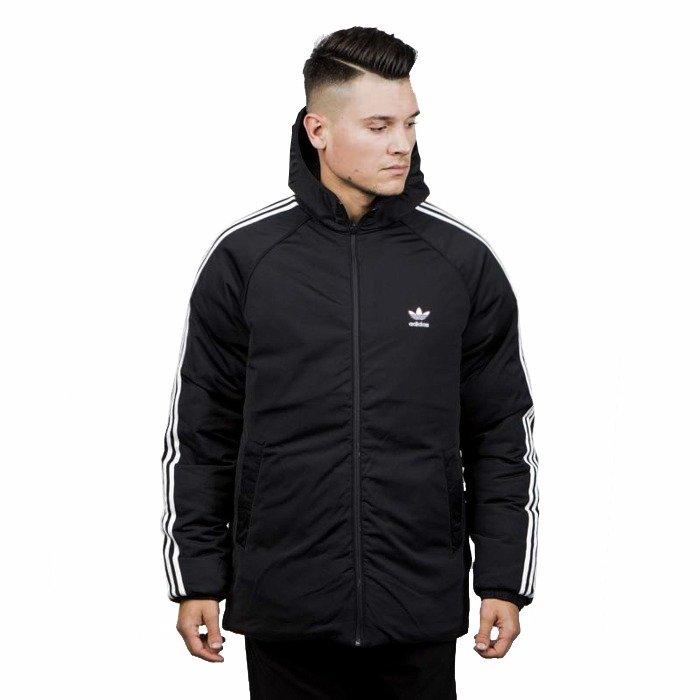 Adidas ORIGINALS Kurtka zimowa Czarny